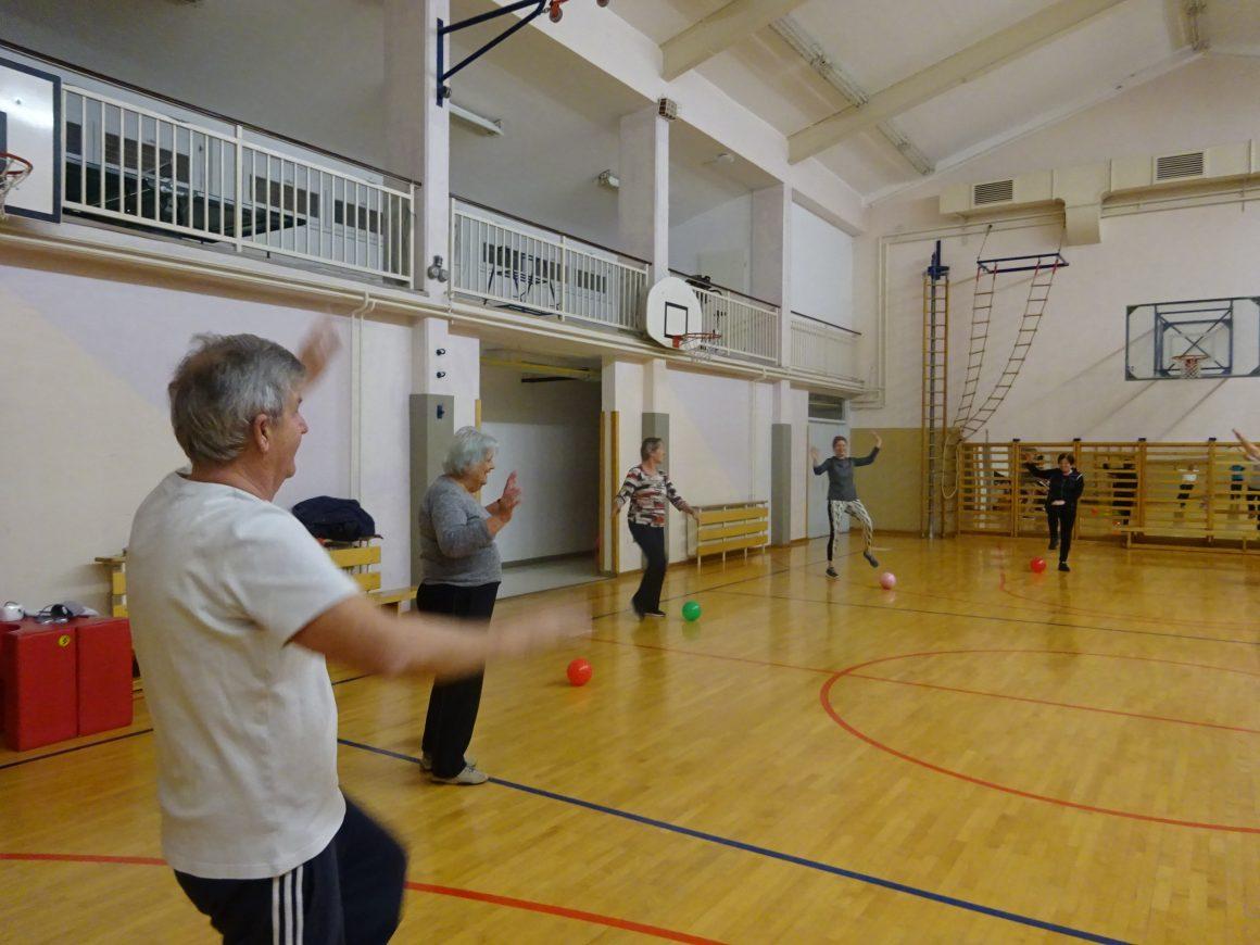 Program redne vseživljenjske rehabilitacijske telesne vadbe