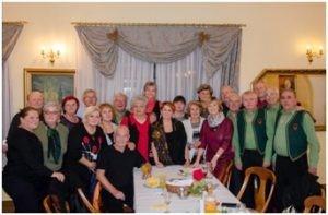 Novoletno srečanje članov Koronarnega kluba Brežice